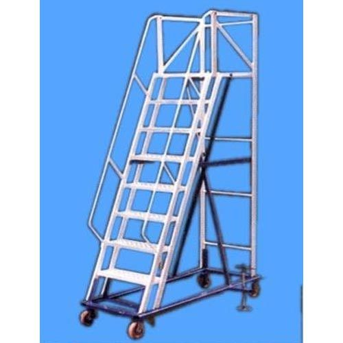Alumina Wheel Ladders At Rs 4000 Unit Aluminium Step Ladders À¤à¤² À¤¯ À¤® À¤¨ À¤¯à¤® À¤• À¤¸ À¤¢ Crystal Aluminum Products Hyderabad Id 2590988891