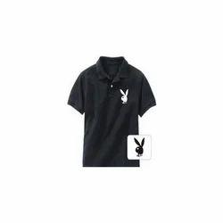 Black Sports T Shirts