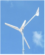 Wind Turbine Wec 3kw - View Specifications & Details of