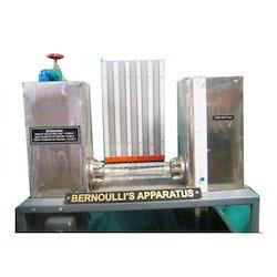 Bernoulli's Apparatus