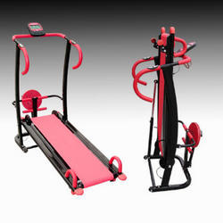 4 In 1 Foldable Treadmill