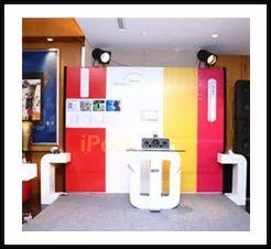 Exhibitions Stall Desiging Service