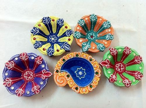 Decorative Diva, Fancy Diyas | Alkapuri, Vadodara | B & B ...