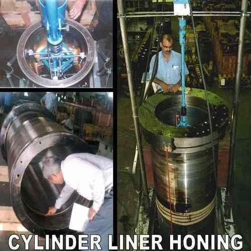 Cylinder Liner Boring Service