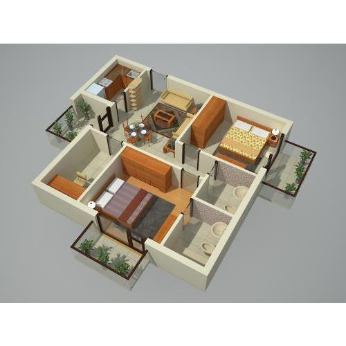 Architectural Model In Noida Greater noida Service Provider from