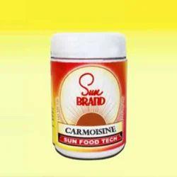 Carmoisine Food Colors