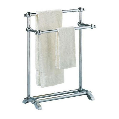 towel stand aluminium towel stand mazhar marketing wholesaler in shivajinagar