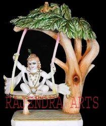 Jhulaa Krishna Gopal Statues