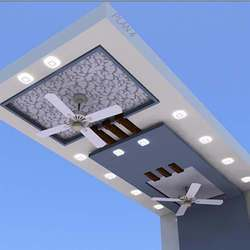 Pop Ceiling Roofing And False Ceiling Sun Wings Interior