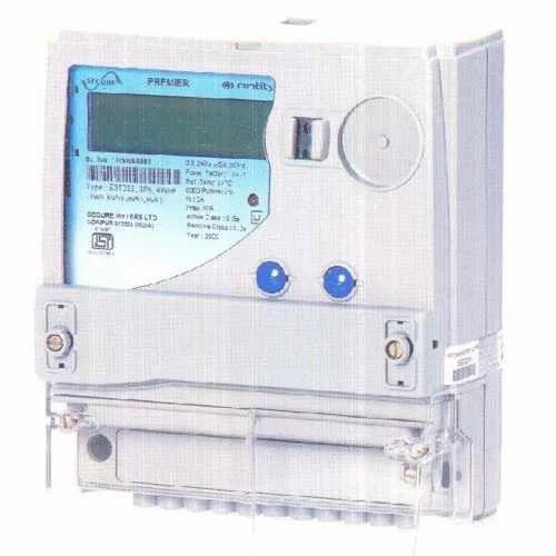 Premier KWH Panel Secure Meters - Energy Meter Premier 300