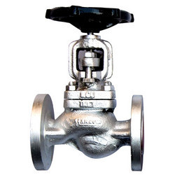 Stainless Steel Cast Steel Globe Valves, Model Name/Number: M101, Size: 15mm To 150mm