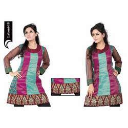 Designer Patch Work Kurti