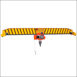 Single Girder EOT Cranes in UAE