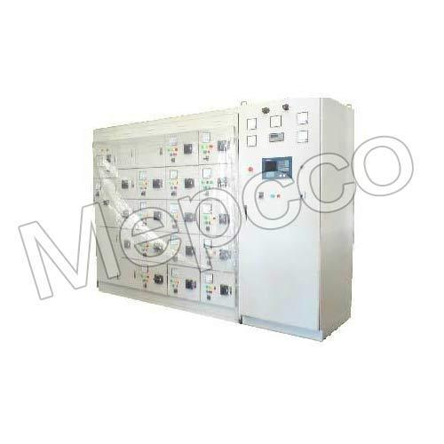 WATER TREATMENT PLANT CONTROL PANEL