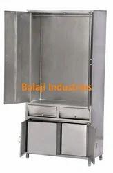 SS Storage Cabinets