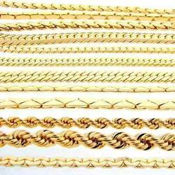 Gold Covering Chain