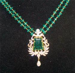 American Diamond Jewellery In Jaipur अमेरिकन डायमंड
