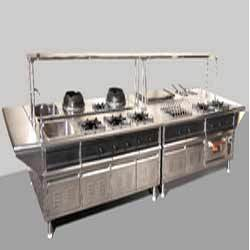 Monoblock Cooking Station