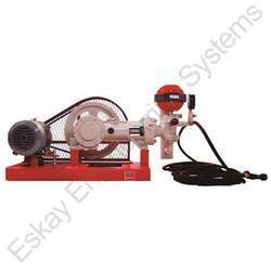 Eskay 5 HP Single Plunger High Pressure Car Washer