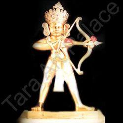 Ghantakarna Mahavir Statue