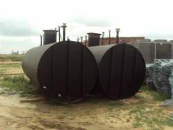 Fuel Oil Storage Underground Installation
