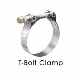 T- Bolt Hose Clamps