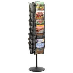 display stand magazine