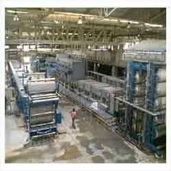 Textile Machinery Erection Services