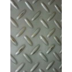 Stainless Steel 317 L Chequered Plate