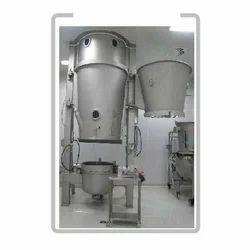 Vibratory Fluid Bed Processor