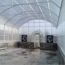 Polyhouse Shade Net Steel Sheds Manufacturer From Hyderabad
