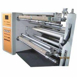 Cantilever Type Duplex Slitter Cum Rewinder Machines