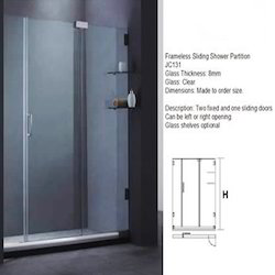 Shower Enclosure Wall To Wall