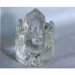 Sphatik Ganesha