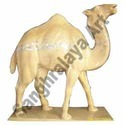 Marble Camel Statue