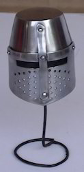 Mini Crusader Helmet