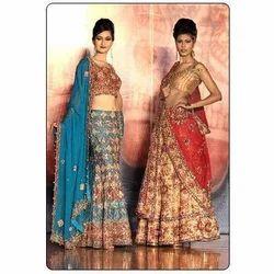 Bridal Ghaghra Choli