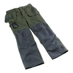 Brown Unisex Readymade Pant