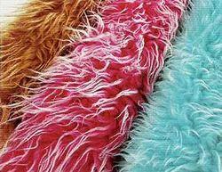 Multicolor Plain Hi-Pile Fabrics, For Cushion Making