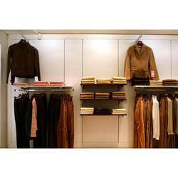 Wall Panel for Garments Showrooms
