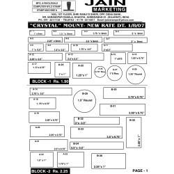Rubber Stamps - Introduction, Varieties & Advantages