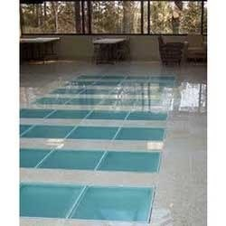 Glass Flooring