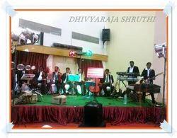 Dhivyaraja Shruthi Instrumental Shows