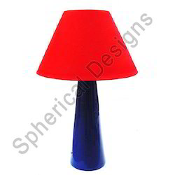 Colourful Glass Lamp