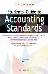 Student's Guide To Accounting Standards CA-(IPCC)/(PCC)/(ATC)