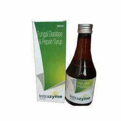 Fungal Diastase 50 Mg Syrup