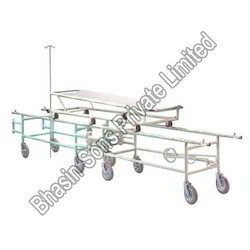 Patient Transfer Trolley System