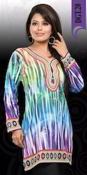 Digital Fashionable Printed Kurtis