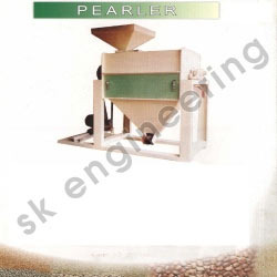 Dal Pearler Machine