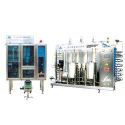 UHT Food Processing Plant